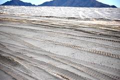 Fast lane (thomasgorman1) Tags: sand beach baja tracks tiretracks mountains hills landscape offroad mexico nikon travel