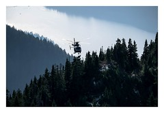 (abbotsford5) Tags: northshorerescue crownmountain northshore helicopter northvancouver