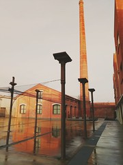 Industrial Heritage w/ simmetry approach