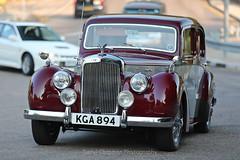 Alvis, Grey Lady, Clearwater Bay, Hong Kong (Daryl Chapman Photography) Tags: kga894 classic classiccar hongkong china sar canon 5d mkiv 70200l f28 auto autos automobile automobiles car cars carspotting carphotography alvis greylady