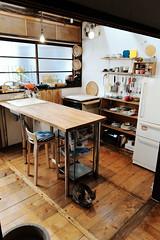 [Home] 麻布 1F Kitchen (moriyu) Tags: japan tokyo nikon d700 home interior 東京 ニコン 家 インテリア
