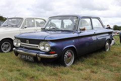 NSU 1200 TT XAM642K (Andrew 2.8i) Tags: festival unexceptional buckinghamshire middle claydon meet show coche voitures voiture autos auto cars car german saloon sedan 1000 prinz 1200tt 120 tt nsu xam642k