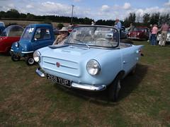 1958 Frisky (occama) Tags: 269yup frisky friskysport meadows national microcar rally 2019 british 1958