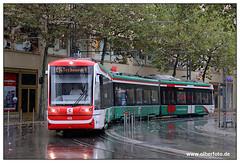 Tram Chemnitz - 2019-26 (olherfoto) Tags: bahn eisenbahn strasenbahn strassenbahn tram tramcar tramway villamos vasut rail train chemnitz citybahn citylink