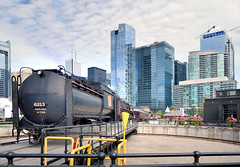 Toronto Railway Museum, (Bernard Spragg) Tags: torontorailwaymuseum toronto trains railways lumix compactcameras