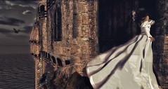 Fairytale Keep (Renascentia11) Tags: renni renascentia castle gown solo portrait vintage