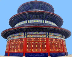 Temple of heaven Beijing, China (jackfre 2 (thx for 22 million visits)) Tags: china beijing summerpalace