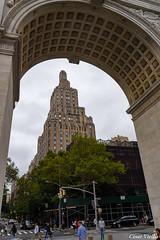 Whashington Square (cvielba) Tags: arco estadosunidos manhattan newyork plaza soho washington