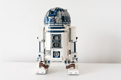 UCS R2-D2 Mod (stifos) Tags: r2d2 legostarwars lego mod ucs 10225 dome starwars moc