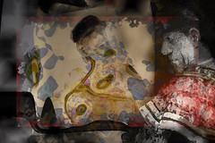 Toreador (seguicollar) Tags: art arte artedigital texturas virginiaseguí imagencreativa photomanipulation filterforge torero toreador matador capa montera