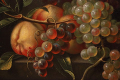 Nature morte aux fruits (Catherine Reznitchenko) Tags: peinture musée beauxarts rouen normandie france painting xviiesiècle 17thcentury fruits naturemorte museum stilllife europe