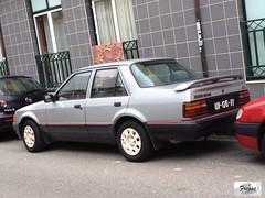 Ford Orion 160 ES - Portugal (Freggs) Tags: mk2 mark 2 ii ford orion 160 es portugal aveiro