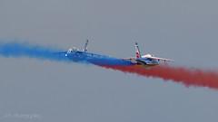 et top... (JC-BX) Tags: nikon avions aviation jet alphajet patrouilledefrance airplanes aircrafts