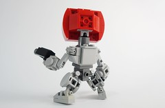 Tube Bot 02 (chubbybots) Tags: lego youtube mech