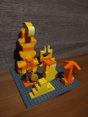 (Chris Hester) Tags: 473 lego classic yellow orange