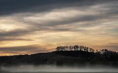 Morning mood 2 (www.altglas-container.de) Tags: morgenstimmung sunrise landschaft himmel morningmood rheinhausen clouds duisburg lenstagger nebel rhein sonnenaufgang fog asterlagen landscape wolken sky