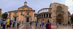 CATHEDRAL, VALENCIA,SPAIN (deepfoto) Tags: panasonic church valencia spain panorama