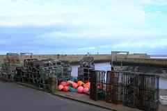 IMG_6935 St. Andrews, Scotland (Fernando Sa Rapita) Tags: scotland standrews saintandrews pier port harbour puerto aparejos pesca fishing canon canoneos eos6d sigma sigma35mm sigmaart