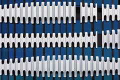Facade Facing (HWHawerkamp) Tags: germany duesseldorf architecture facade windows blue deco facing facadeart art graphics abstract