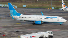 VQ-BTD Pobeda Boeing 737-8MA(WL) (°TKPhotography°) Tags: vqbtd pobeda boeing 737 cologne bonn airport cgn russia planespotting canon 7d flickr awesome airplane aviation
