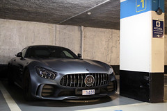 Mercedes-AMG Brabus GT R C190 (R_Simmerman2) Tags: mercedesamg brabus gt r c190 mercedes benz amg gtr monaco monte carlo casino valet parking garage hotel combo harbor boulevard supercars sportcars hypercars monacocars carsofmonaco france cannes