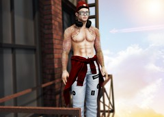 LOTD 676 (Brendo Schneuta) Tags: foxy grailed addicted vagrant kustom9 unik keepcalm blogger blog bloggersl secondlife sl secondlifeblog second tatto game avatar virtual