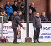 Bankies gaffer Gordon Moffat frustrated by the days events