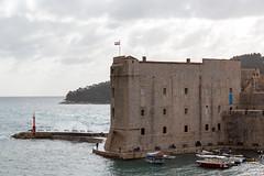 St. John Fortress Dubrovnik (Tom van der Heijden) Tags: 60d canon canoneos60d cruise dubrovnik eos eos60d croatia dubrovnikcitywalls citywalls stjohnfortress fortress