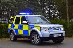 OY13 OTL (S11 AUN) Tags: suffolk police land rover disco discovery 4 sdv6 traffic car anpr rpu roads policing unit 999 emergency vehicle exdemo demonstrator oy13otl