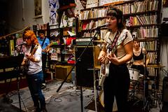 Las Nubes (jmcguirephotography) Tags: band show concert live music cmc civicmediacenter gainesville florida canon canon7d 7d 50mm punk lasnubes sweatrecords
