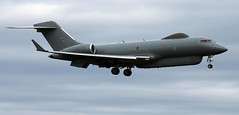 ZJ691 (PrestwickAirportPhotography) Tags: egpk prestwick airport raf royal air force bombardier sentinel zj691