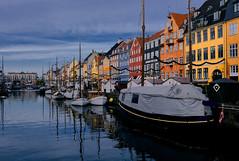 Nyhavn harbour (joanne clifford) Tags: nyhavn copenhagen newharbor colours harbour water sailboats denmark fujifilm xt3 xf1655 hygge tourists historic heritage travel københavn