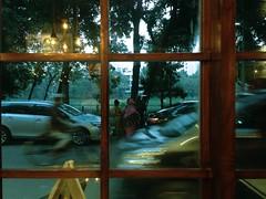 Evening (Mridul Bangladeshi) Tags: caffè cafeteria urban dhaka cuty dhakacity cinena analogfilm analogphotography analogcamera filmphotography filmcamera film cinema cinematography cinematic light evening people asthetic street
