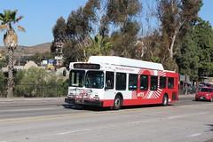 MTS Bus (So Cal Metro) Tags: sanysidro sandiego bus2846 2800 rt906 bus metro transit mts sandiegotransit newflyer c40lf