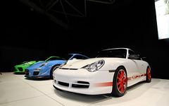 Porsche 996 GT3 RS. (Tom Daem) Tags: porsche 996 gt3 rs 70 years jaar autoworld brussels