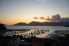 Sunset in Lerici Pt. 2 (fedech_) Tags: sony sonyalpha sonya7 liguria landscape sunset tramonto beauty bellezza italy italia zeiss zeisscameralenses 35mm