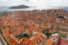 View on Dubrovnik from Minčeta Tower (Tom van der Heijden) Tags: 60d canon canoneos60d cruise dubrovnik eos eos60d croatia dubrovnikcitywalls citywalls minčetatower