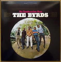 The Byrds - Mr.Tambourine Man [1965] (renerox) Tags: byrds 60s sixties folkrock beat lp lpcover lpcovers vinyl records recordsleeve