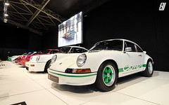 1973 – 911 RS 2.7. (Tom Daem) Tags: 1973 – 911 rs 27 70 years porsche jaar autoworld brussels
