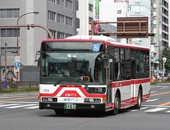 Nagoya Bus (Flame1958) Tags: 4211 nagoyabus nagoya japanbus publictransportjapan japan 231016 1016 2016 nagoyastreet