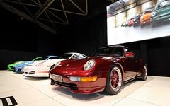 Porsche 993 RS. (Tom Daem) Tags: porsche 993 rs 70 years jaar autoworld brussels
