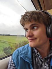 Photo of Countryside Train