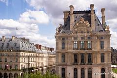Vue depuis la Grand Roue de Paris (kingphoto07) Tags: aparis vue depuis la grand roue de a paris travel