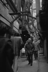 Eastern Shinjuku's Alleys (lebre.jaime) Tags: japan 日本 tokyo 東京都 easternshinjuku 東新宿 streetphotography analogic mediumformat mf film120 bw blackwhite nb noiretblanc pb pretobranco kodak trix120 iso400 hasselblad 503cx planar cf2880 epson v600 affinity affinityphoto carlzeiss