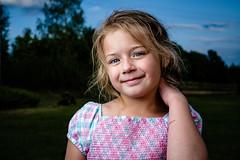 Paulinka (Tymcio Piotr) Tags: dziewczyna girl child portret portrait