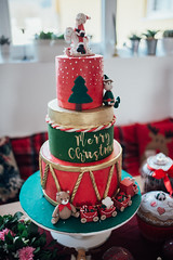 Christmas colorful big cake (shixart1985) Tags: 2020 baked bear beautiful big cake chocolate christmas colorful colors confectionery cream creative decoration delicious festive flowers food gift handmade holiday home horse indroors kitchen mood newyear stilllife sugar sweet sweets table toys