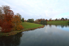 Blenheim park (ryorii) Tags: uk autumn england parco woodstock oxfordshire regnounito inghilterra blenheimpalace blenheimpark fall autunno riverglyme fiumeglyme