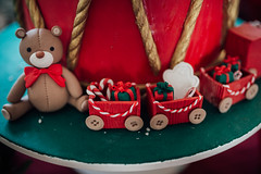 A little honey toy and wagons on the christmas cake (shixart1985) Tags: 2020 baked bear beautiful big cake chocolate christmas colorful colors confectionery cream creative decoration delicious festive flowers food gift handmade holiday home honey horse indroors kitchen mood newyear stilllife sugar sweet sweets table toys