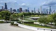 (jfre81) Tags: chicago skyline downtown loop lakeshore east streeterville cityscape city urban landscape shedd aquarium grant park 312 chi 606 second windy james fremont photography jfre81 canon rebel xs eos