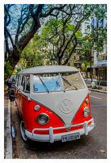 VW Kombi (Claudio Arriens) Tags: kombi car carro sonynexf3 street sãopaulo brasil vw volkswagen vintage